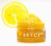 BRYCE Organics' Meyer Lemon Facial Scrub. www.GreenEnvyShop.com $20