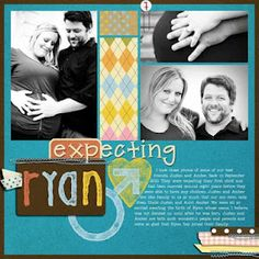 """""""expecting"""" layout"""
