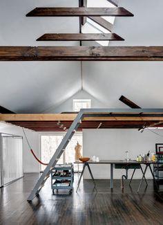 ladder  |  residence  |  takatina