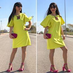 Look MAdrina - Temporada: Primavera-Verano - Tags: look, ootd, fashion, bbc, blogger - Descripción: Look madrina de bautizo #FashionOlé