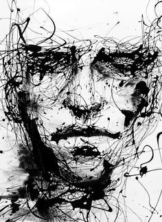 My new favorite artist Life Drawing, Painting & Drawing, Drip Painting, Drawing Eyes, Fine Art Drawing, Art Sketches, Art Drawings, Agnes Cecile, Scribble Art