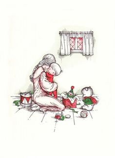 Christmas Is a Time of Giving by Joan Walsh Anglund