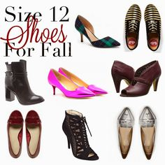 Our Cara Bootie from our New Leather Collection made GarnerStyle's list of Womens Size 12 shoes for Fall #LaneBryant