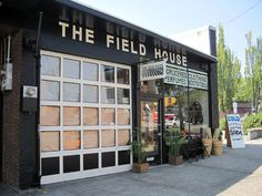 The Field House Storefront