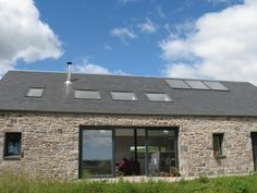 White fluffy clouds.....Eco holiday house for rent in south west Scotland sleeps  8  http://www.tripadvisor.co.uk/VacationRentalReview-g316001-d3342054-Larch_House-Castle_Douglas_Dumfries_and_Galloway_Scotland.html