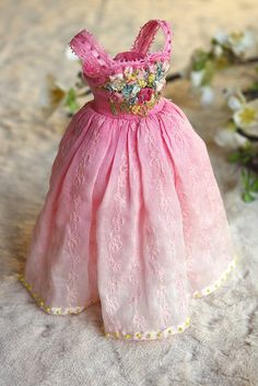 For Jair Prairie Rose (Kikihalb Forest~Tales ) Tags: roses ballet set garden easter outfit doll dress russia handmade ooak petal clothes blythe springtime Barbie Dress, Barbie Clothes, Doll Clothes Patterns, Clothing Patterns, Moda Barbie, Ballerina Dress, Fairy Clothes, Moda Boho, American Girl