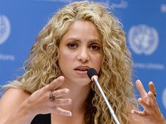 """Shakira at 140 hips definitely won't lie when we talk about her mental capacity. With her IQ of 140, she was a guest speaker at the University of Oxford. She was also able to open a school in her hometown, Barranquilla. She is definitely the perfect example of how an independent modern woman is. Forbes awarded her to be one of the """"Most Powerful Women""""."""
