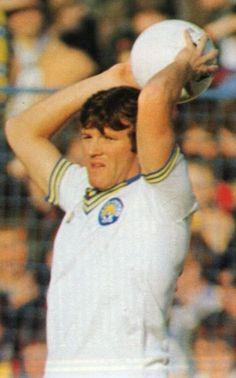 Eddie Gray Leeds United 1980 Leeds United, Wrestling, The Unit, Football, Couple Photos, Couples, Grey, Sports, Clock