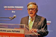 Autárquicas-2017: Luís Caldeira Fernandes é o candidato do PSD à Câmara de Elvas | Portal Elvasnews