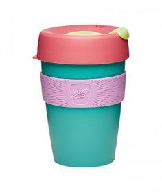 """""""KeepCup Khidr M"""" • Die stylishen und umweltfreundlichen Coffee-To-Go-Becher der Marke KeepCup wurden weiter optimiert: Eine vergrößerte Öffnung macht das Trinken angenehmer."""