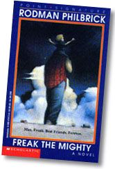 an overview of freak the mighty novel by rodman philbrick Freak the mighty (scholastic gold) [rodman philbrick] on amazoncom  book 1  of 2 in the freak the mighty series  max's description of their friendship    is  gritty, unsentimental, sparked with freak's wry verbal wit and max's earthier.