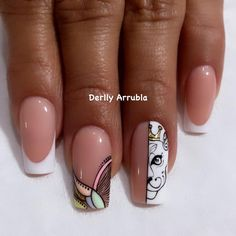 Nice Nails, Fun Nails, Nail Designs, Nail Art, Chocolate, Clothing, Beauty, Finger Nails, Polish Nails