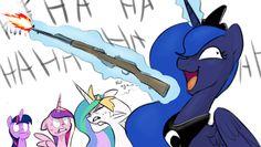 mlp elements of insanity princess celestia - Google Search