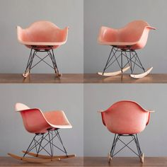 Eames chair on castandcrew
