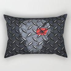 Dead Shot Rectangular Pillow
