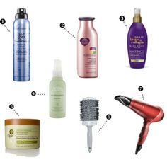 Michelle's Favorite Products To Boost Fine Hair   Lovelyish
