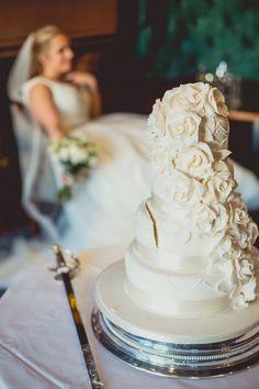 Piersland House hotel wedding photographers - Fraser & Emily's sneak peek