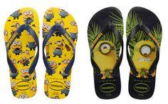 Havaianas lança nova coleção especial com os Minions! - Moda - CAPRICHO