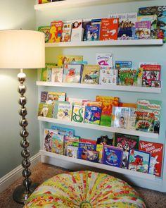 quiet reading corner
