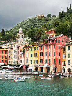 Portofino von Fernando Nestares, Italy