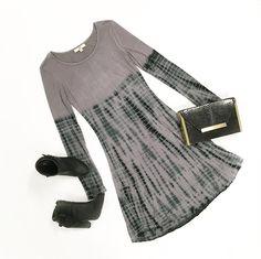 Tie Dye Dress $42 @ Primp Boutique