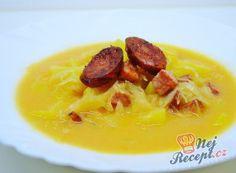 20 nejlepších sezónních receptů z kysaného zelí, strana 2 Thai Red Curry, Macaroni And Cheese, Food To Make, Chili, Food And Drink, Beef, Chicken, Ethnic Recipes, Kielbasa