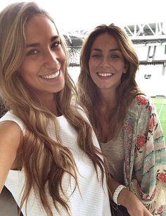 Maria Pombo e Marta Abril: ragazza e sorella di Morata | NanoPress