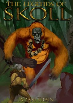 'Blood for bounty, that is our affair' – Sköll  Beset by a savage Wildman, a small Cathay village employs Sköll and Bhālū to slay the monster and liberate them from its clutches.