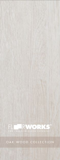 Can you believe it's LVT Flooring ? // Floorworks ® Oak Wood Plank Collection // Oregon White Oak // Learn more & order samples here http://matsinc.com/commercial-flooring-products/contract-flooring/luxury-vinyl-planks/floorworks-oak-wood.html