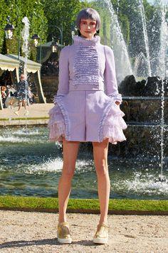 Chanel - défilé croisière 2013 - Versailles