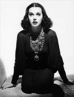 Hedy Lamarr - Invented frequency hopping which helped the Alies in WWII and is the basis for so many of our modern technology from WiFi to cellphones.