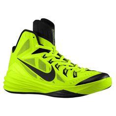 37a1d3a2402071 Nike Hyperdunk 2014 - Men s Basketball Shoes (Volt Black - Width Medium)