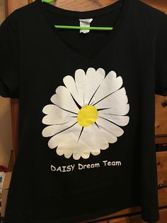 DAISY committee t-shirts from Joe DiMaggio Children's Hospital!
