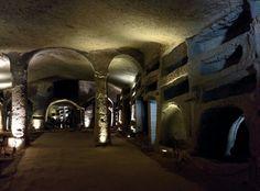 Catacombe di San Gennaro, #Napoli, Campania Rione Sanità