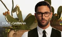 Dolce & Gabbana Basalto frame... The temples are made from basalt, an exclusive material. A result of creative research and advanced technology.