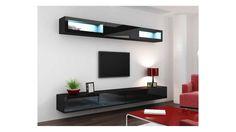 MEUBLE TV VIGO TREND 280, BLANC | I advise to visit the site ...