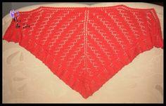 """More one """"Inspiração"""" shawl made! :)"""