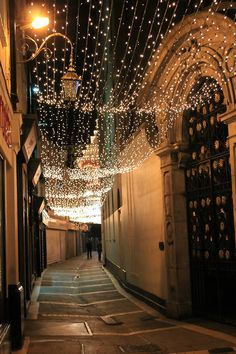 Walking under the lights with you baby and holding hands....perfect Grafton Street, Dublin