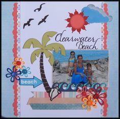 Clearwater Beach - Scrapbook.com
