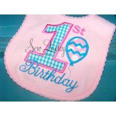 1st Birthday 5