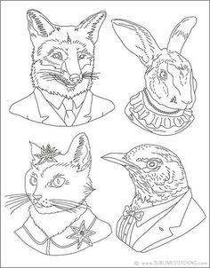 Sublime Stitching - RYAN BERKLEY - Embroidery Patterns