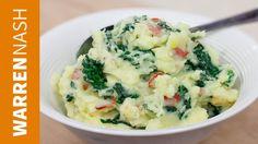 Colcannon Recipe - Tasty Irish Mashed Potato - Recipes by Warren Nash