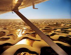 Sand dunes at Lençóis Maranhenses National Park, Brazil
