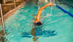 Bored with traditional dryland gym classes? Then just keep swimming! Lifeguard Swimsuits, Freestyle Swimming, Chlorine Resistant Swimwear, Swimming Benefits, Athletic Swimwear, Gym Classes, Keep Swimming, Women Swimsuits, Training