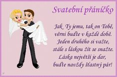 Svatební přání obrázky, citáty a animace pro Facebook - ObrazkyAnimace.cz King Charles, Motto, Motivational Quotes, Humor, Education, Gifts, Wedding, Valentines Day Weddings, Presents