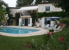 my home in the South of France