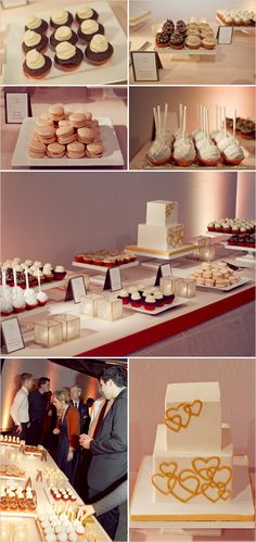 awesome dessert table