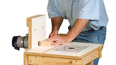 A Versatile Router Table - FineWoodworking