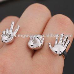 anillos de mujer con calaveras - Buscar con Google
