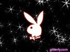 glitter play boy bunny graphics | Glitterfy.com - Playboy Bunny Glitter Graphics | Facebook, Tumblr ...
